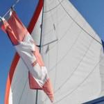 Skookumchuck Under Sail